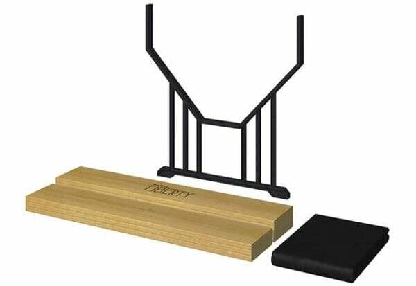 Extension kit for the VegTrug Liberty Raised Bed Planter