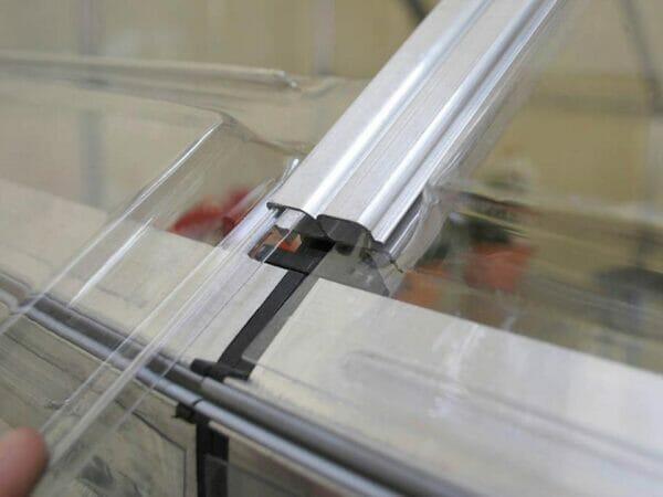 Palram 6ft x 16ft Snap & Grow Hobby Greenhouse - aluminum frame