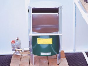 Universal Non-Vented Greenhouse Heater
