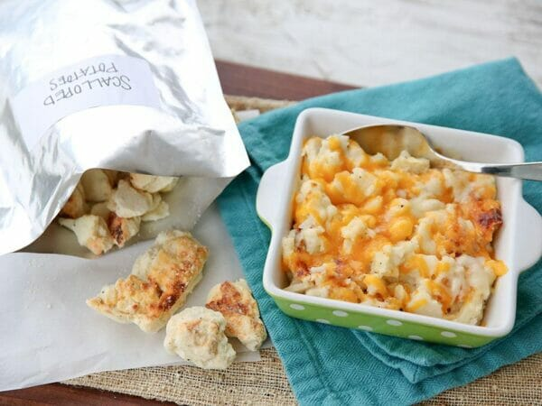 Harvest Right Freeze Dried Scallop Potatoes