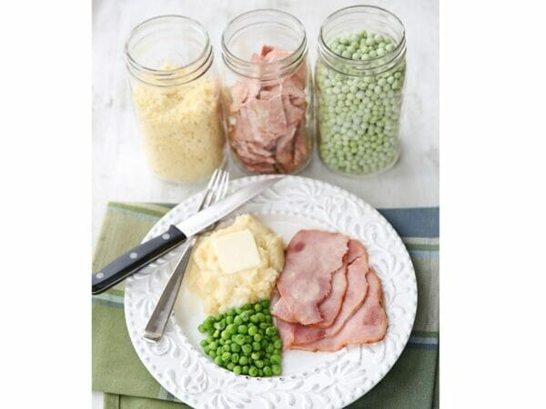 Harvest Right Freeze Dried Peas, Ham and Egg