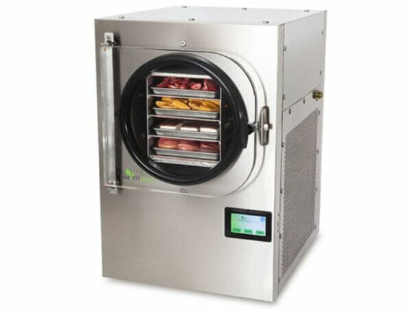 Harvest Right Freeze Dryer Medium Stainless Steel full view