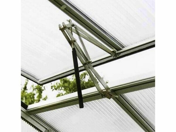Hoklartherm Riga XL 9 Greenhouse 14x30 automatic roof vent