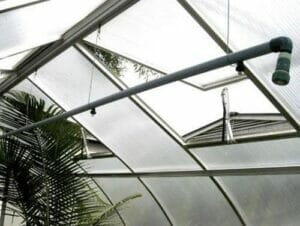 Installed Hoklartherm Greenhouse Misting System
