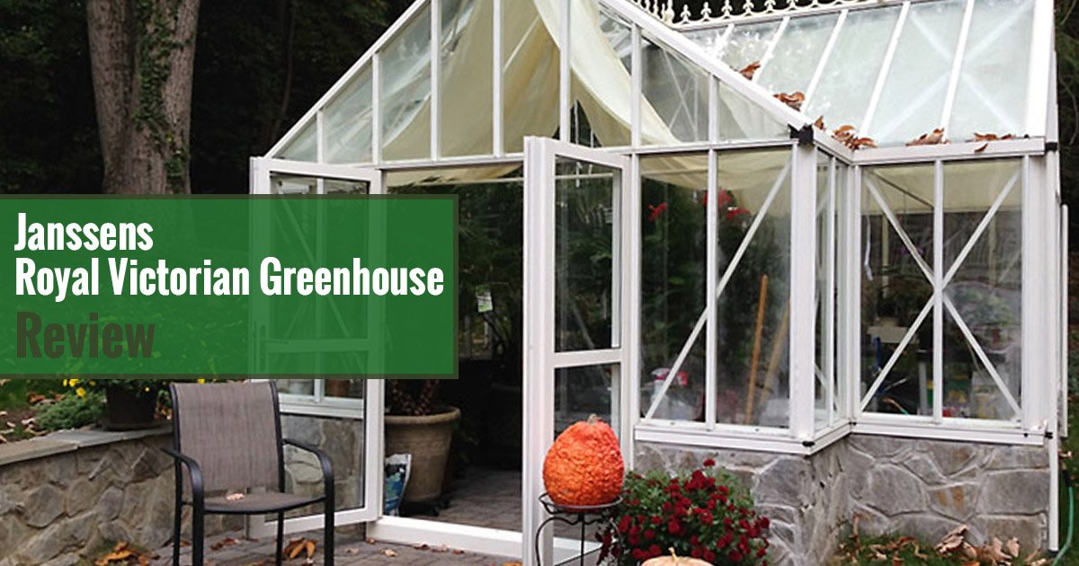 Janssens Royal Victorian Greenhouse Review