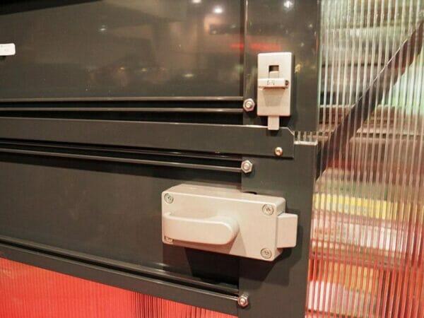 Juliana Compact Door Lock