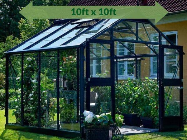 Anthracite/Black Juliana Premium 10ft x 10ft