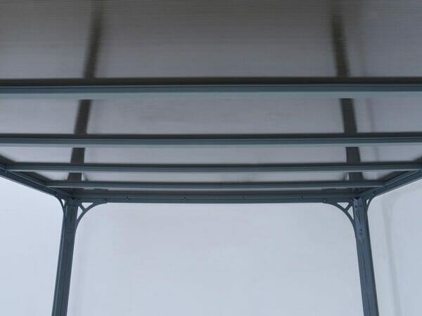 Milano 3000 10ft x 10ft Hard Top Gazebo framework
