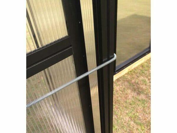Monticello Door Kit - spring loaded locking door