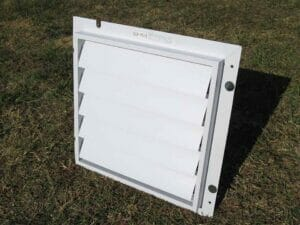 RSI General Purpose Greenhouse Exhaust Fan System - front view