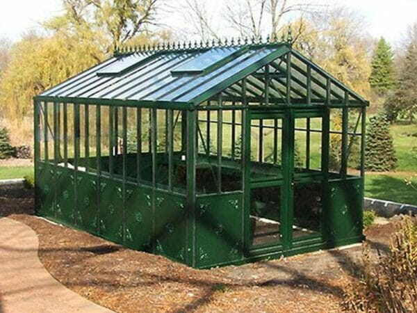 Bare Janssens Retro Royal Victorian VI46 Greenhouse 13ft x 20ft
