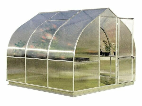 "Hoklartherm Riga 3 Greenhouse 9'8""x10'6"" Premium Kit"
