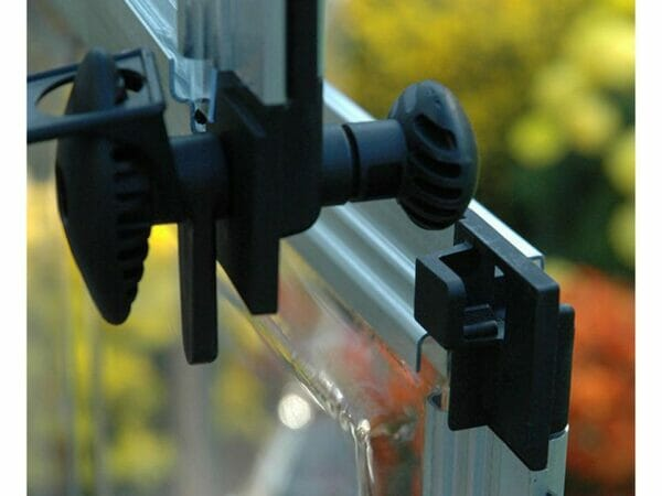 Palram 8ft x 16ft Snap & Grow Hobby Greenhouse - HG8016 - lockable door