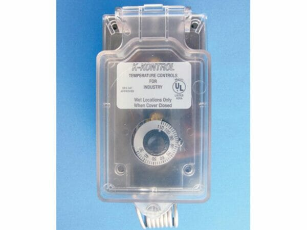 Thermostat of the Solexx Universal Exhaust Fan
