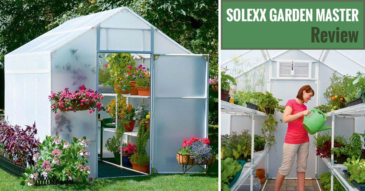 Solexx Garden Master Greenhouse Review