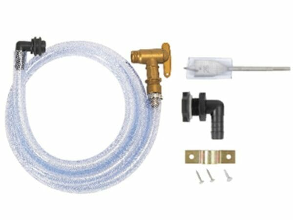 Universal Rain Barrel Water Removal Kit