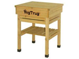 VegTrug Kids Work Bench - Natural FSC 100%