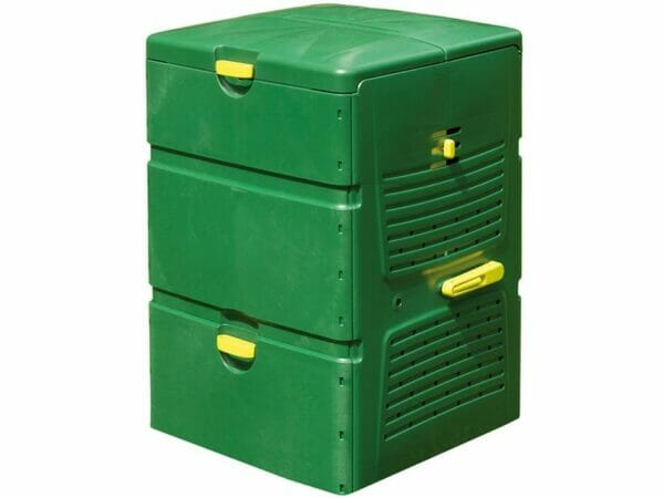 Closed green Aeroplus 6000 Composter
