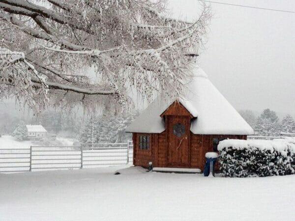 Winter View KOTA Grillhouse