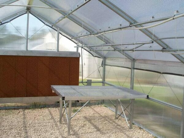 RSI Educational Greenhouse Commercial Workbenches