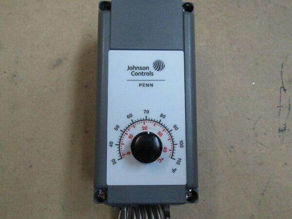 RSI Educational Greenhouse Thermostat control knob with available 0-40 degree Celsius and 30-110 degree Fahrenheit settings